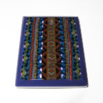 Daisuke Takeuchi - Purple Tile Pendant (2014)