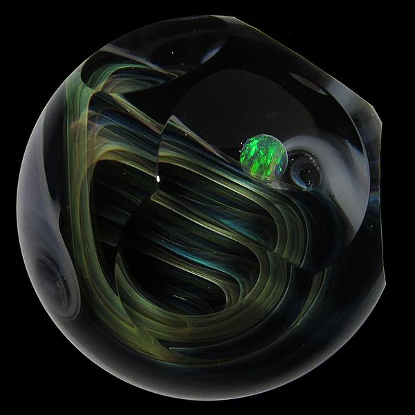 Akihiro Okama marble – Purple Facets