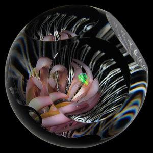 Akihiro Okama marble - Pink Facets