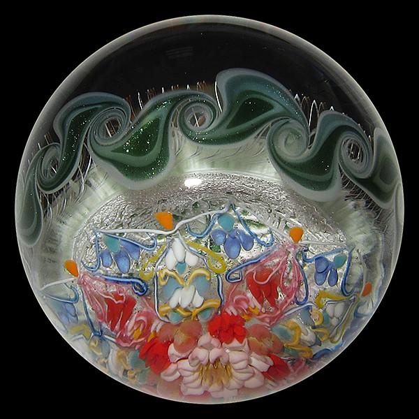 Tomomi Handa x Akihiro Okama collaboration marble (2014)