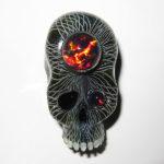 Akihisa Izumi x Takehisa Okumura x Taichi Kashimura - Japanese Skull Pendant (2014)
