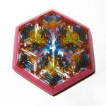 Daisuke Takeuchi - Pink Hexagon Pendant (2014)