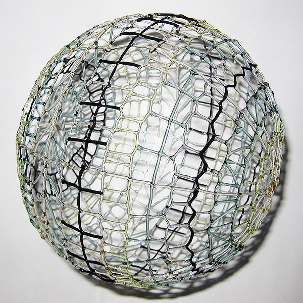 Nao Saito – Black Line Sphere