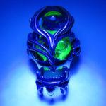 Takehisa Okumura - Uranium Silver Cage Skull (2014)