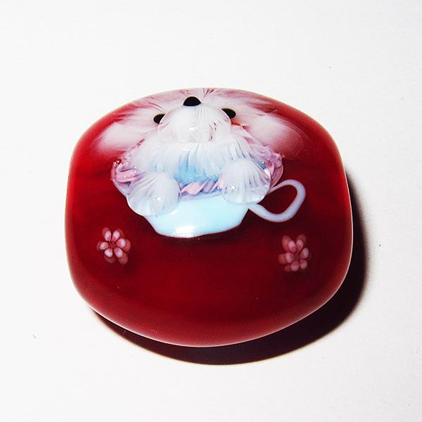 Yuko Watanabe – Puppy Tea Cup