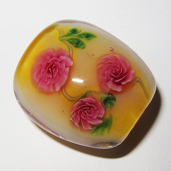 Yuko Watanabe - Peach and Flowers