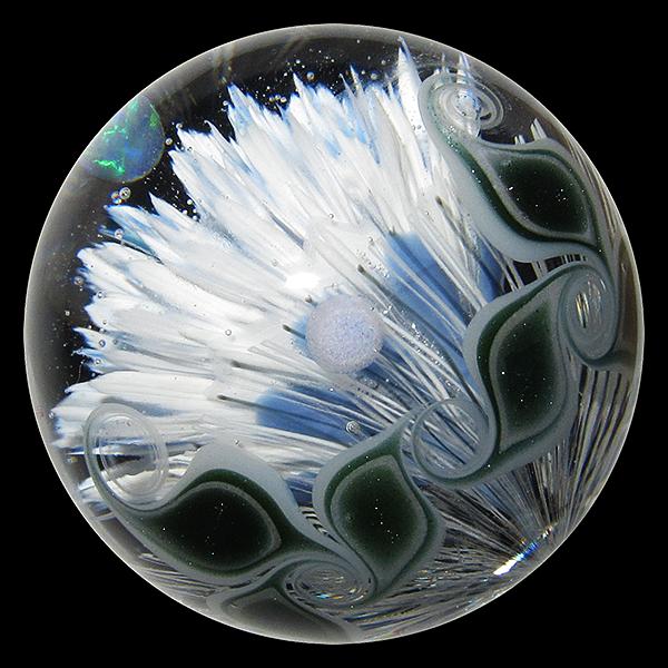 Akihiro Okama – Blue Flower Butterfly