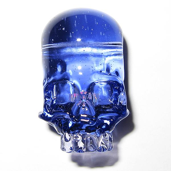 Akihisa Izumi / AKIO - Purple Skull Pendant (2014)