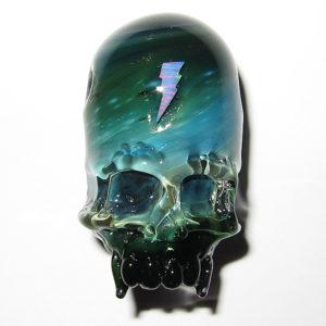 Akihisa Izumi / AKIO - Cosmic Skull Pendant (2014)