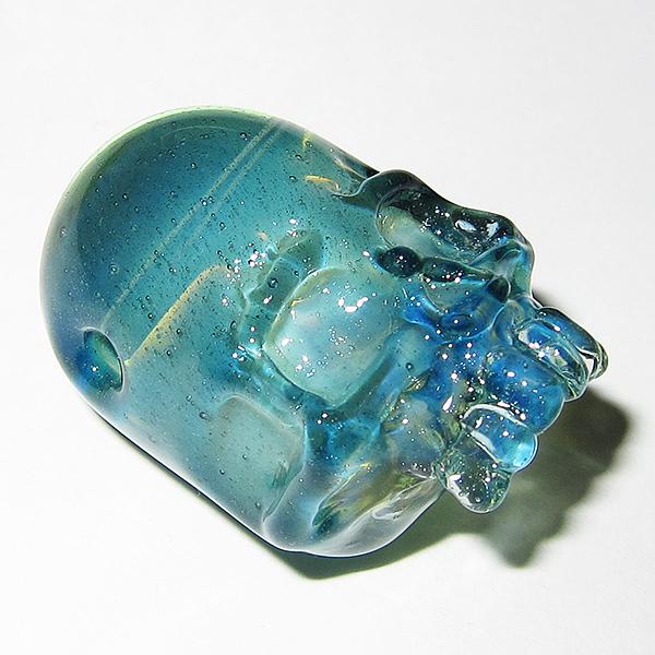 Akihisa Izumi / AKIO – Blue Slyme Skull Pendant (2014)