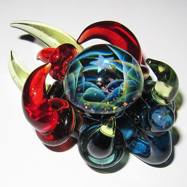 Atsushi Sasaki x Akatsuki pendant – Space Claws