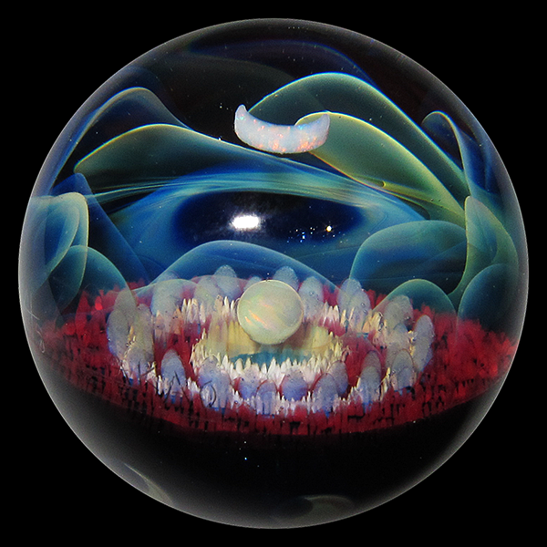 Atsushi Sasaki x Takao Miyake – Space Dots (2014)
