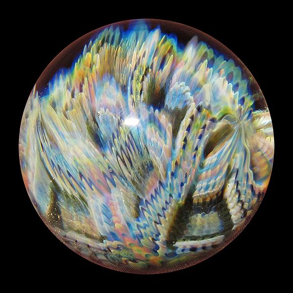 Koichi Yajima marble – UV Retticello (2013)
