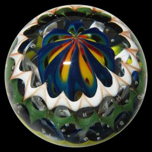 Masashi Soutome x Lucas Mahoney marble - Rainbow Lines (2014)