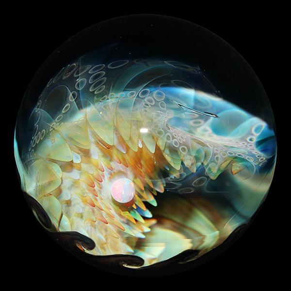 Takao Miyake marble - Twisting Winds (2014)