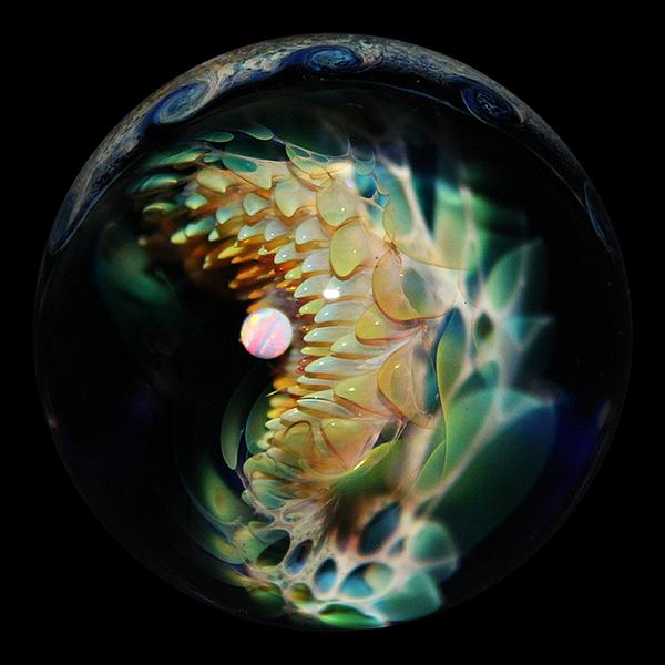 Takao Miyake marble - Twisting Winds Part 2 (2014)