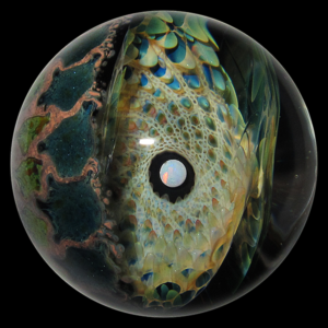 Takao Miyake marble - Twisting Winds Part 3 (2014)