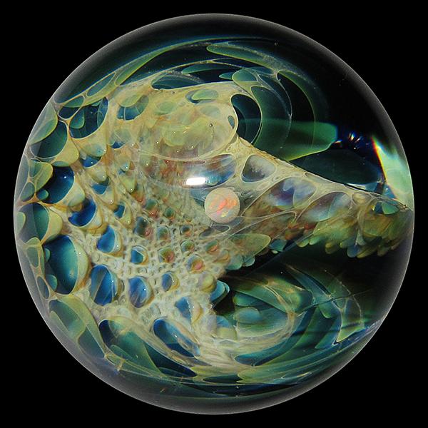 Takao Miyake marble – Twisting Winds Part 3 (2014)