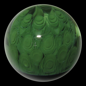 Yoshinori Kondo marble - Mori (2014)