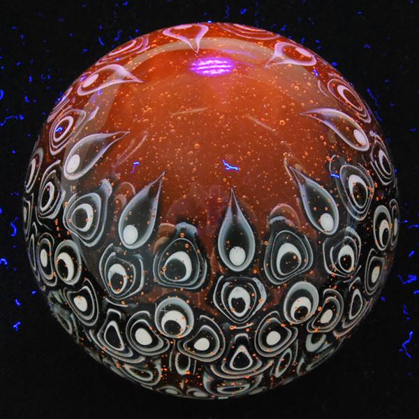 Yoshinori Kondo marble – Akaoni (2014)