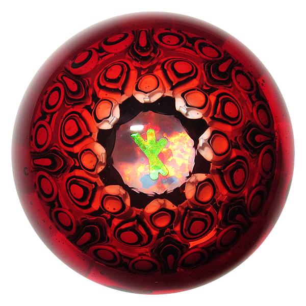 """Yoshinori Kondo marble - """"Akadama"""" (2014)"""