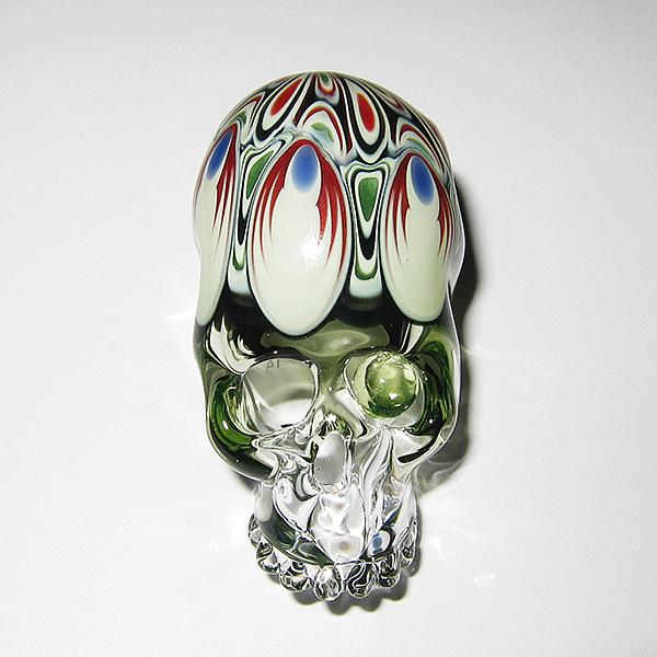 Yoshinori Kondo x Takehisa Okumura – Dot Skull Pendant (2014)