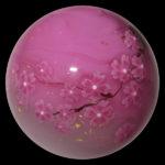 Akihiro Okama marble - Cherry Blossoms