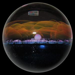 Atsushi Sasaki x Takao Miyake marble - Star Field