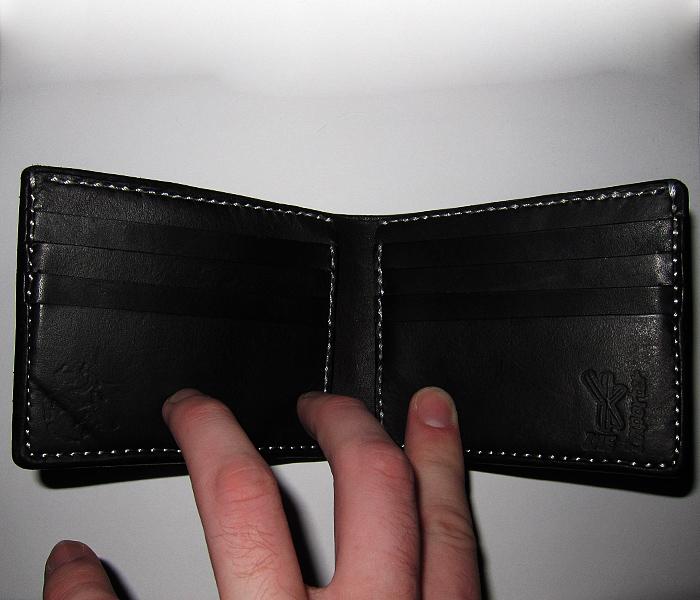 Yoshinori Kondo x Kensuke Ootsuka wallet