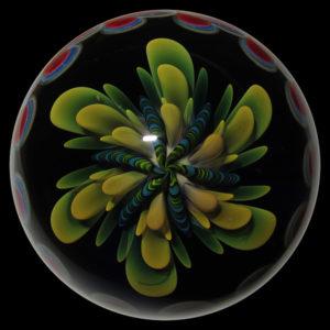 Richard Hollingshead II marble - Fume and Cane Implosion