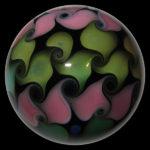 Richard Hollingshead II marble - Pinwheel Surface