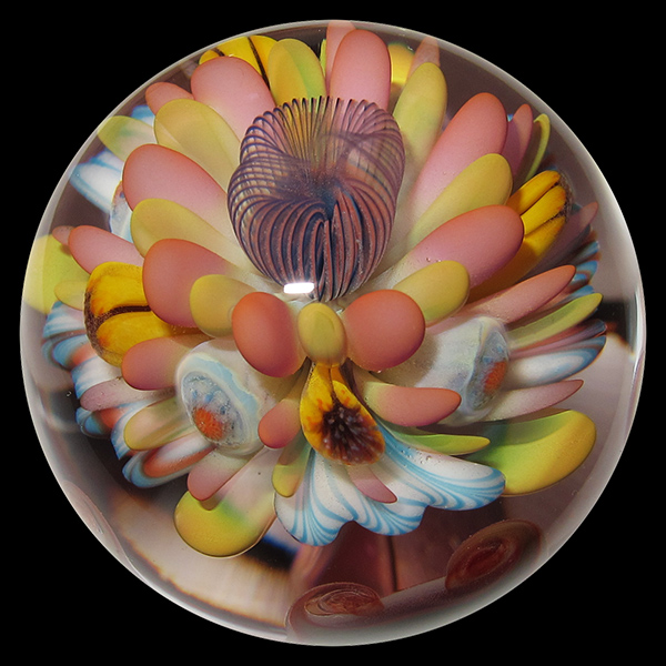 Richard Hollingshead II marble - Cane Implosion