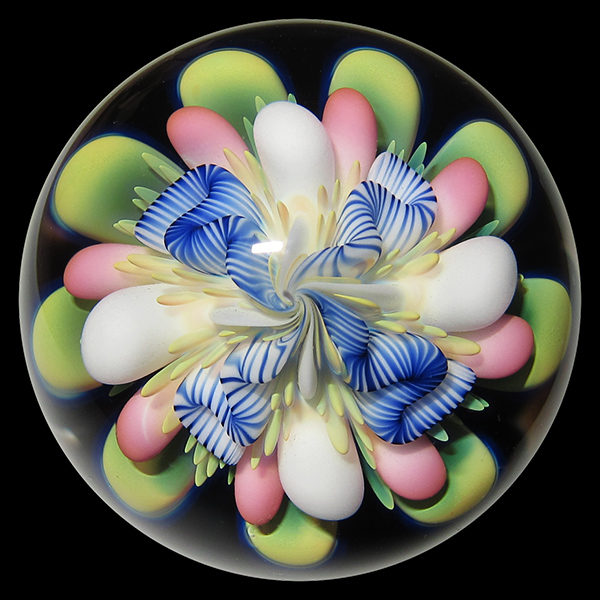 Richard Hollingshead II marble - Cane Implosion