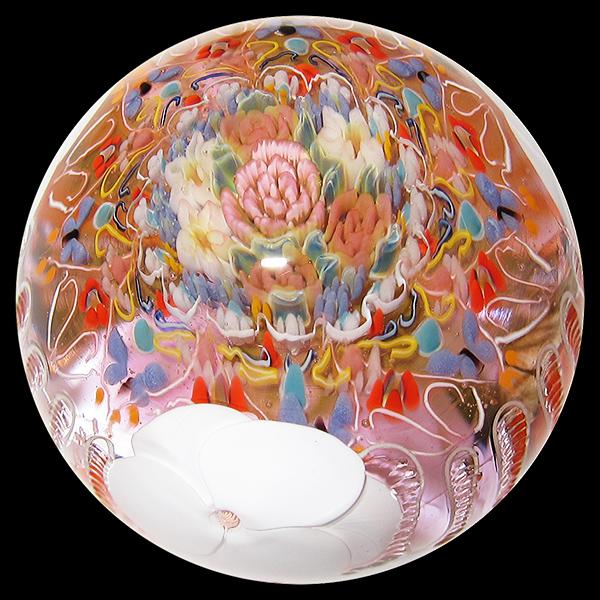 Tomomi Handa x Jared Delong marble - Flower Life (2014)
