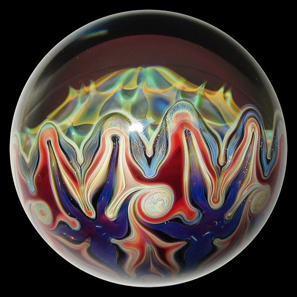 Travis Weber marble (2009)