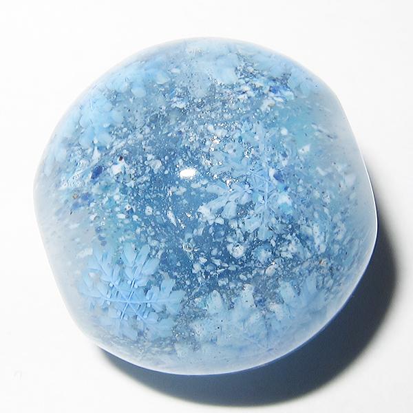 Daisuke Takeuchi bead – Winter Snowflakes (2014)
