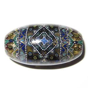 Daisuke Takeuchi bead - Middle East Mosaic (2014)
