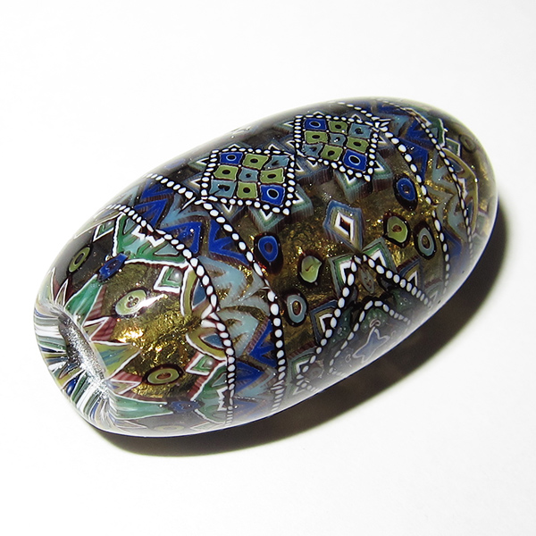 Daisuke Takeuchi bead – Middle East Mosaic (2014)