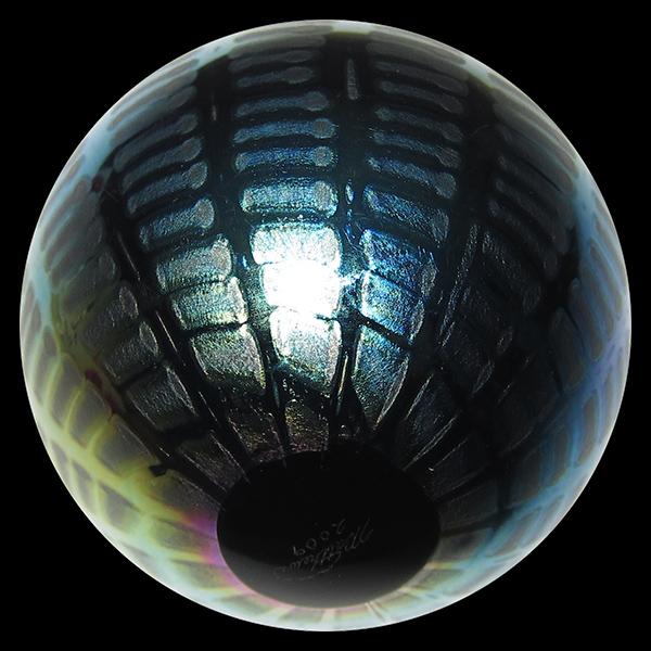 Mark Matthews – Indian Corn Iridescent Sphere