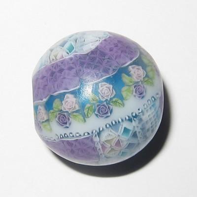 Daisuke Takeuchi - Flower Mosaic Bead (2014)