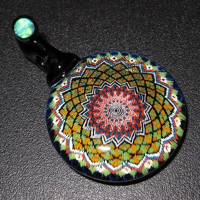 Takao Miyake glass pendant (2015)