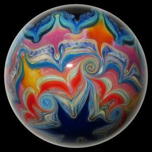 Travis Weber marble (2008)