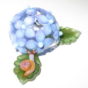 Maki Kawabe - Hydrangea Pendant