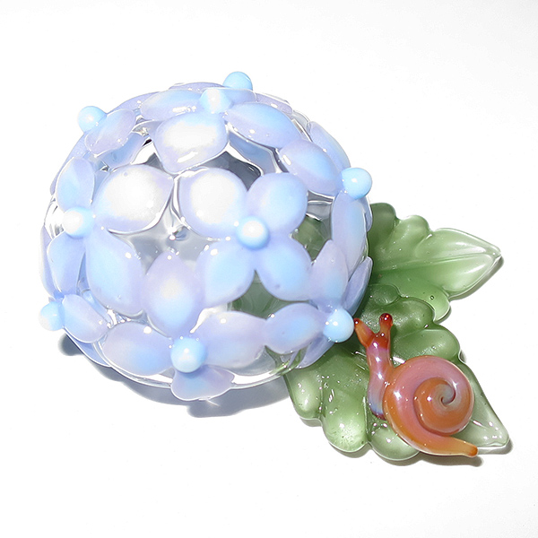 Maki Kawabe – Hydrangea Pendant