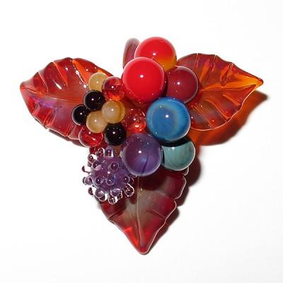 Maki Kawabe - Berries Pendant