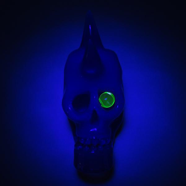Takehisa Okumura / Aquarius – Skull Pendant