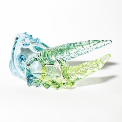 Akihisa Izumi / Akio - Small Jackson's Chameleon Skull Pendant (2015)