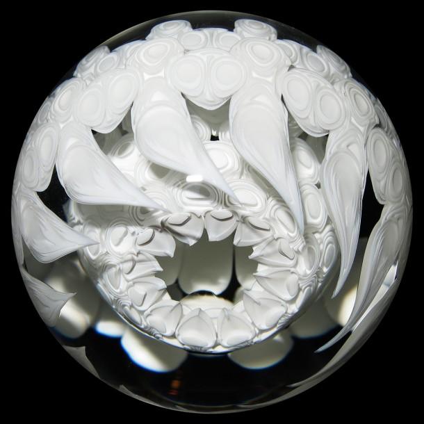 """Yoshinori Kondo marble – """"Taifu"""" (2015)"""