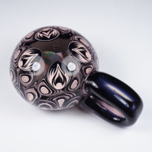 Yoshinori Kondo glass pendant (2016)