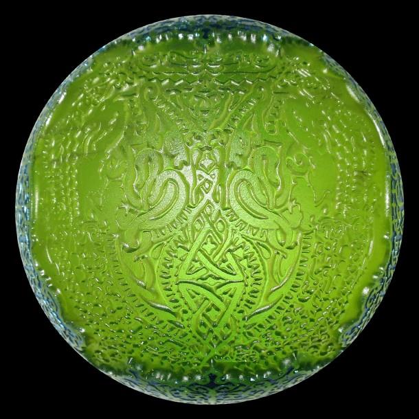 Masataka Joei marble / Caspol Glass marble (2016)